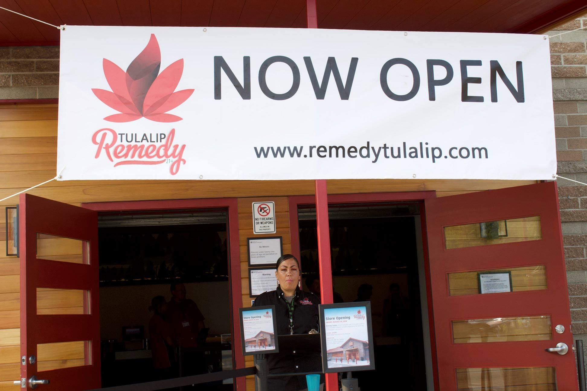 Remedy Tulalip: The Apple of Cannabis Retail