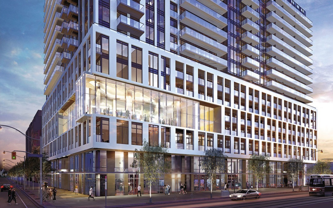 Pontiac Group Is Creating an Indigenous Center for Innovation and Entrepreneurship in Downtown Toronto