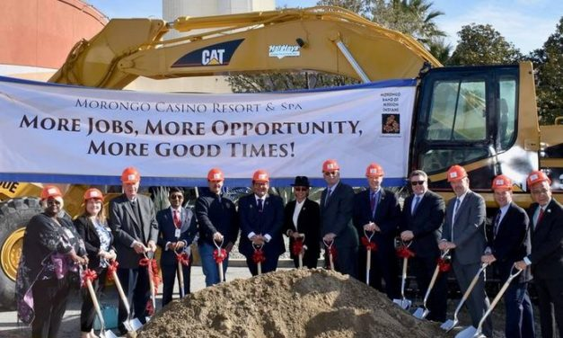 Morongo Contracts Native-Owned Construction Firms for Resort Expansion That Will Power Regional Economy