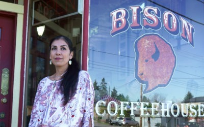 How a Shoshone-Bannock Entrepreneur Funded her Dream: Bison Coffeehouse