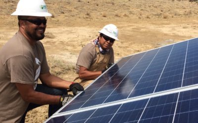 Tribal Solar Accelerator Fund Catalyzes 14 More Solar Energy Projects, Driving Clean Energy Job Opportunities