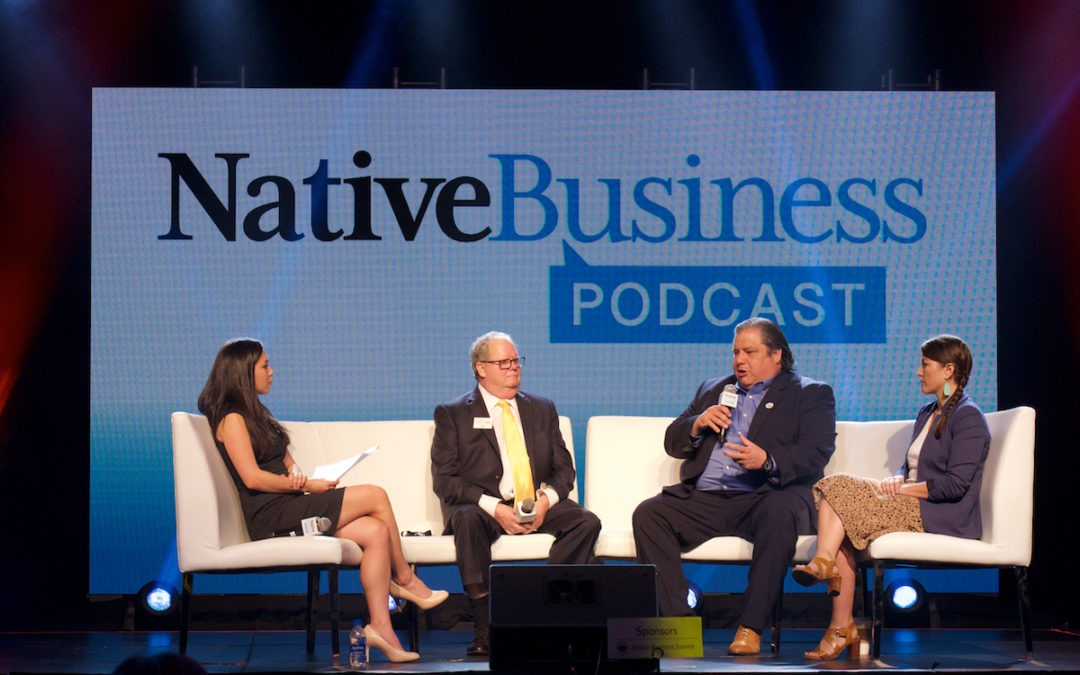 Podcast Episode 9: E-Commerce & Leveling the Playing Field in Indian Country