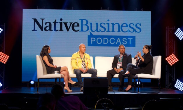 Podcast Episode 10: Native Entrepreneurs Discuss Private Sector Growth