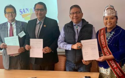 Navajo Nation, New Mexico's San Juan County to Assess Railroad Project