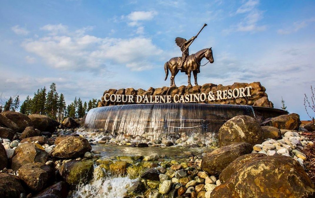When Should Casinos Reopen? Coeur d'Alene Says Now, Others Wait