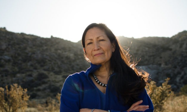 Haaland Is Biden's Pick for Interior Secretary