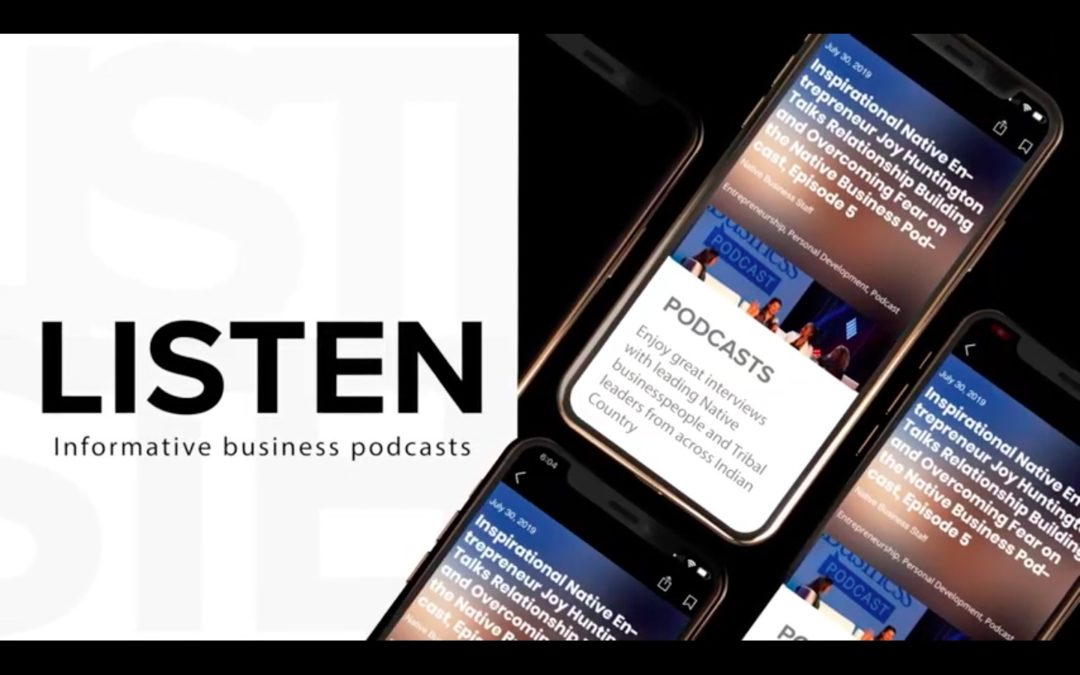 Podcast Episode 1: Introducing the Native Business Podcast