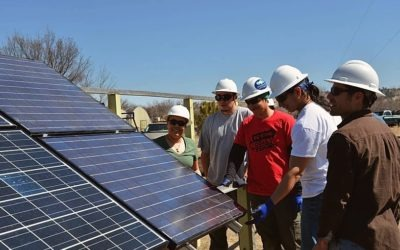 Red Cloud, Solar Energy International to Build the Native American Solar Workforce