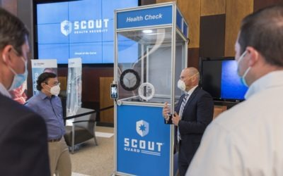 Cherokee Federal Unveils Scout Health Security to Address COVID-19 Crisis