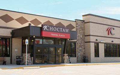 The Choctaw Nation Opens Revamped Travel Plaza & Casino Too