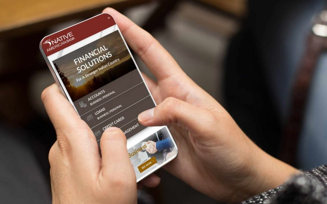 Digital Innovation: Native American Bank Introduces Mobile App & More Tech-Forward Solutions
