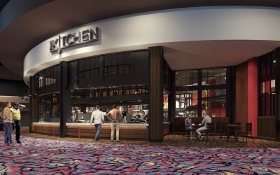 Tulalip Tribes' New Casino Under Construction to Replace & Double Size of Current Property